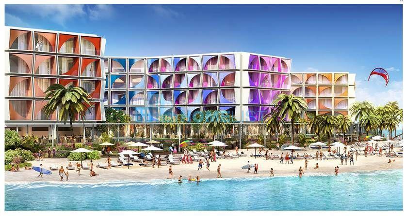 Eladó 43 m2 fejlesztési terület - Dubai