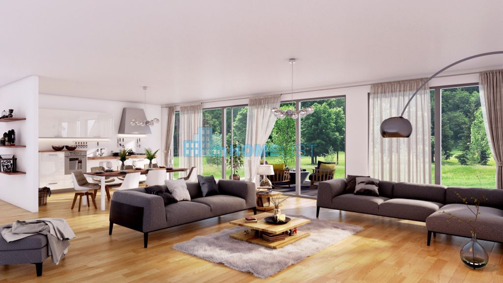 Eladó 111 m2 lakás - Budapest II.