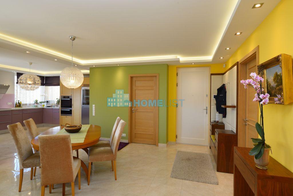 Eladó 180 m2 lakás - Budapest II.
