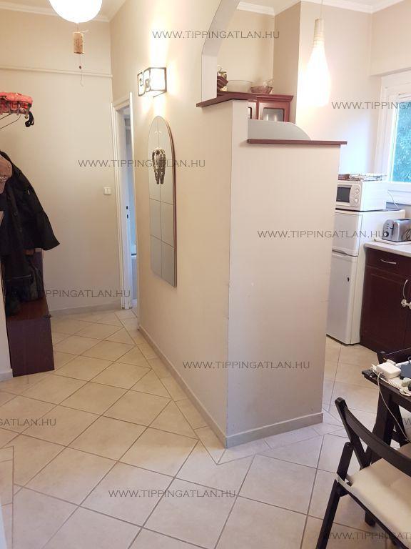 Eladó 54 m2 lakás - Budapest II.