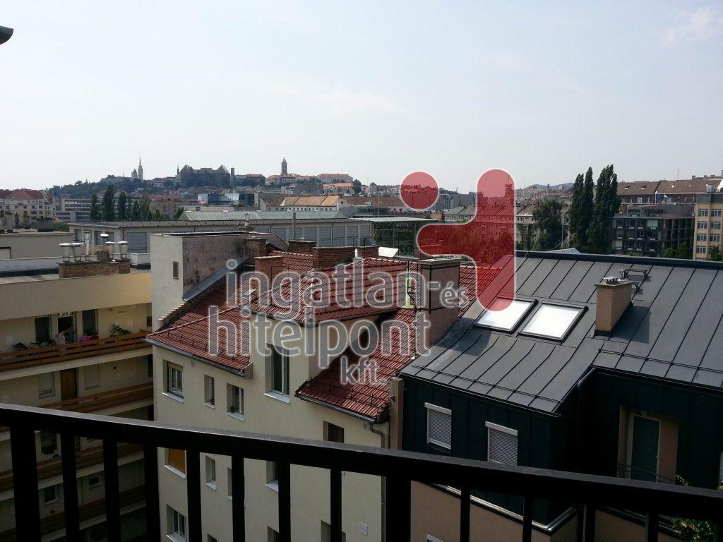 Eladó 60 m2 lakás - Budapest II.