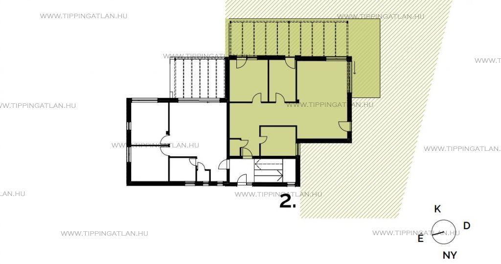 Eladó 123.43 m2 lakás - Budapest III.