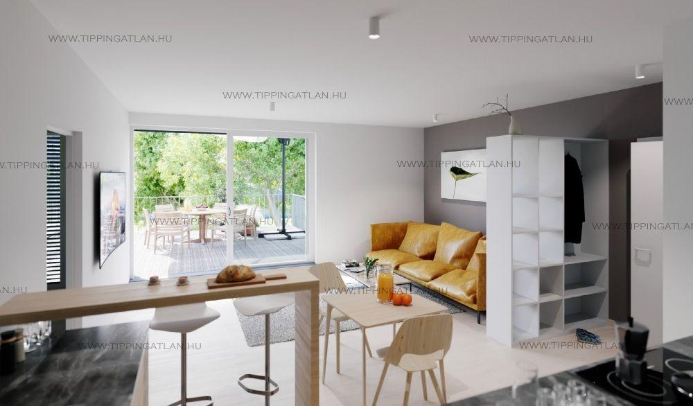 Eladó 67.55 m2 lakás - Budapest III.