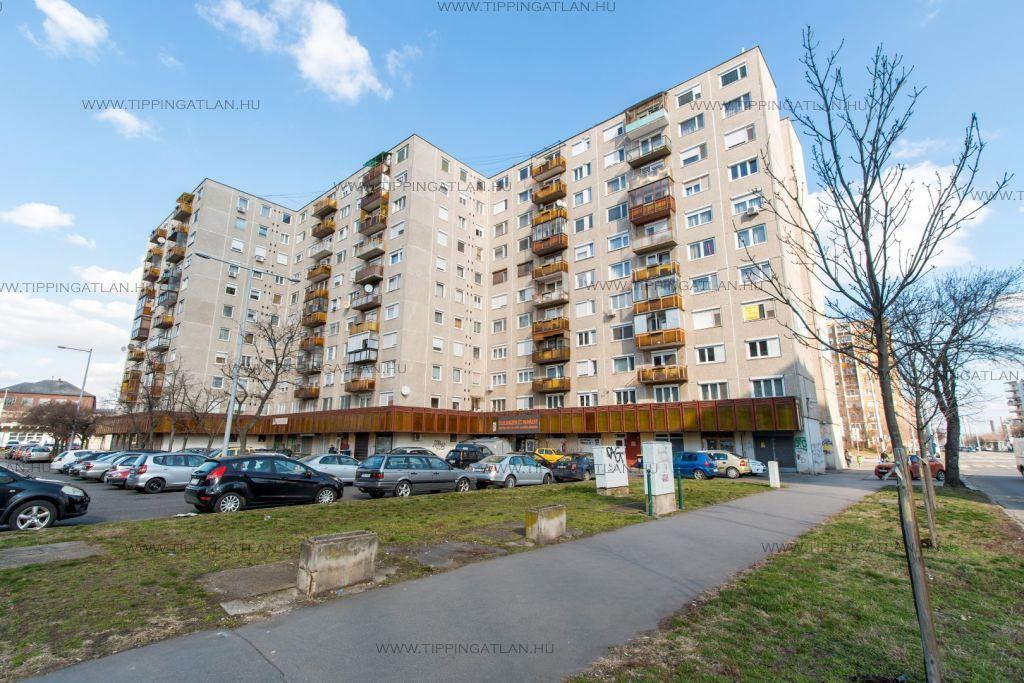 Eladó 35 m2 lakás - Budapest IV.