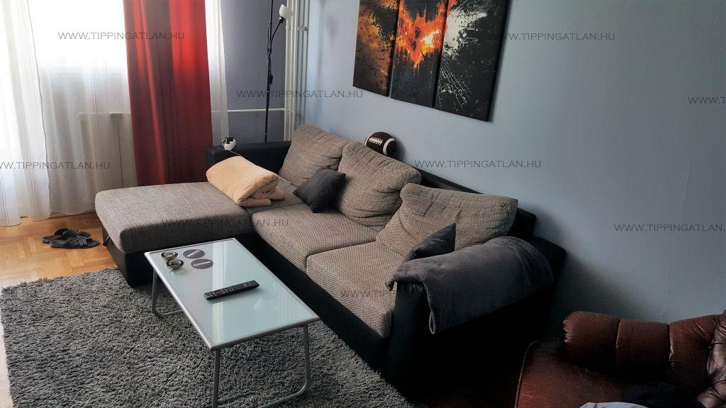 Eladó 52 m2 lakás - Budapest IV.