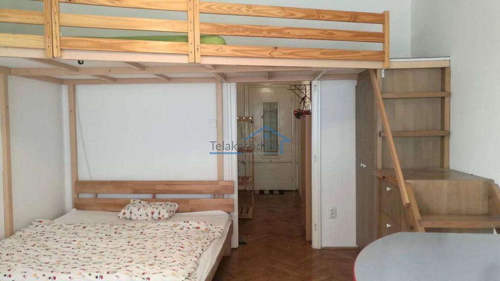 Eladó 36 m2 lakás - Budapest IX.