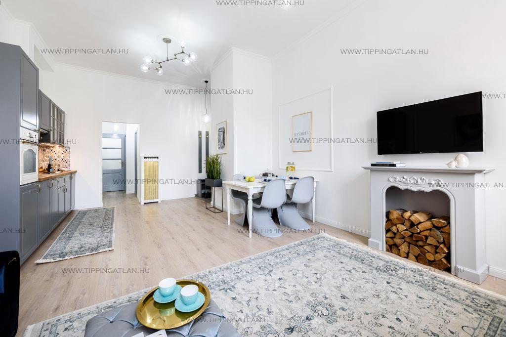Eladó 55 m2 lakás - Budapest V.