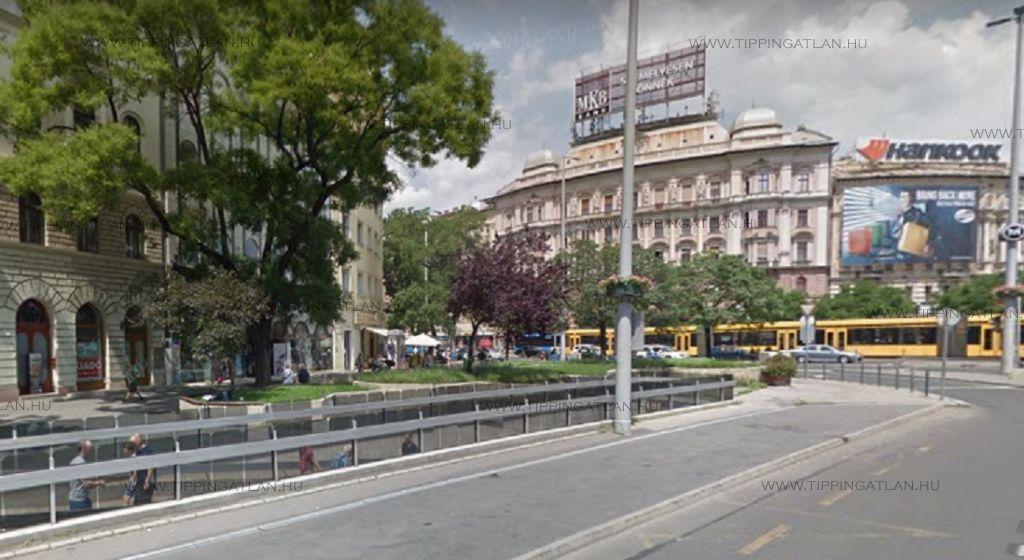 Eladó 122 m2 lakás - Budapest V.