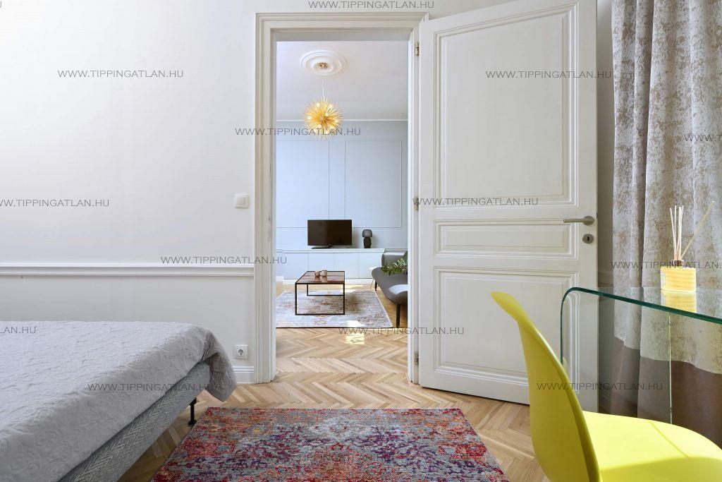 Eladó 80 m2 lakás - Budapest V.