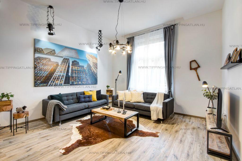 Eladó 90 m2 lakás - Budapest V.
