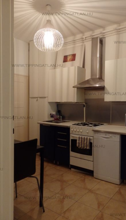 Eladó 41 m2 lakás - Budapest V.