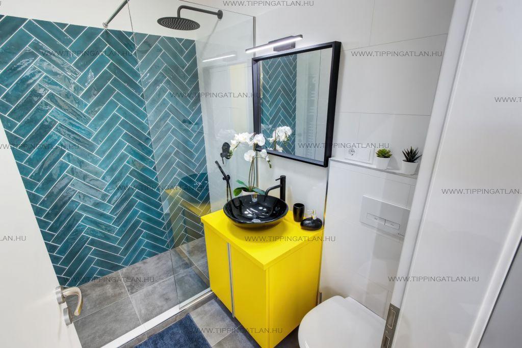 Eladó 26.7 m2 lakás - Budapest V.