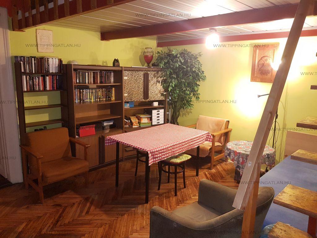 Eladó 47 m2 lakás - Budapest VI.