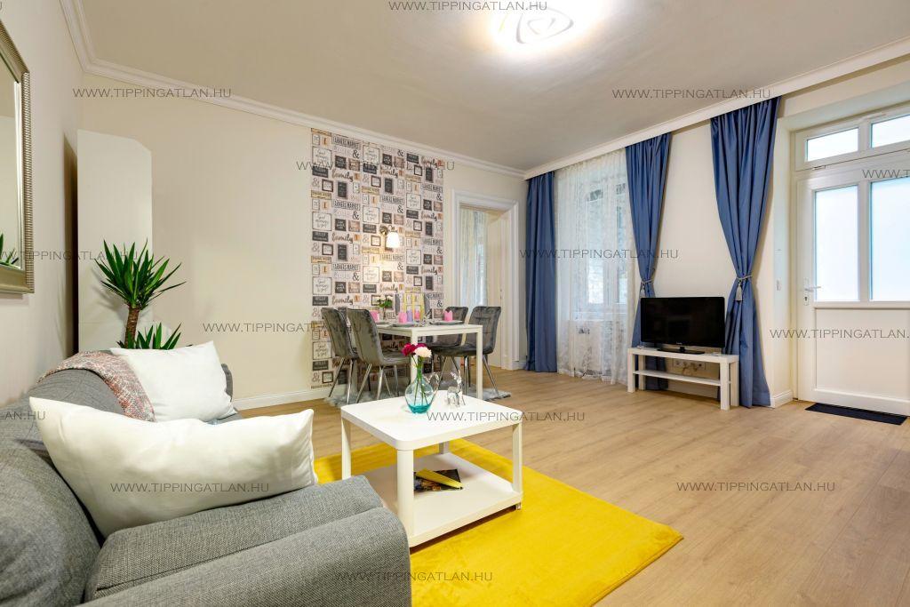 Eladó 39 m2 lakás - Budapest VI.