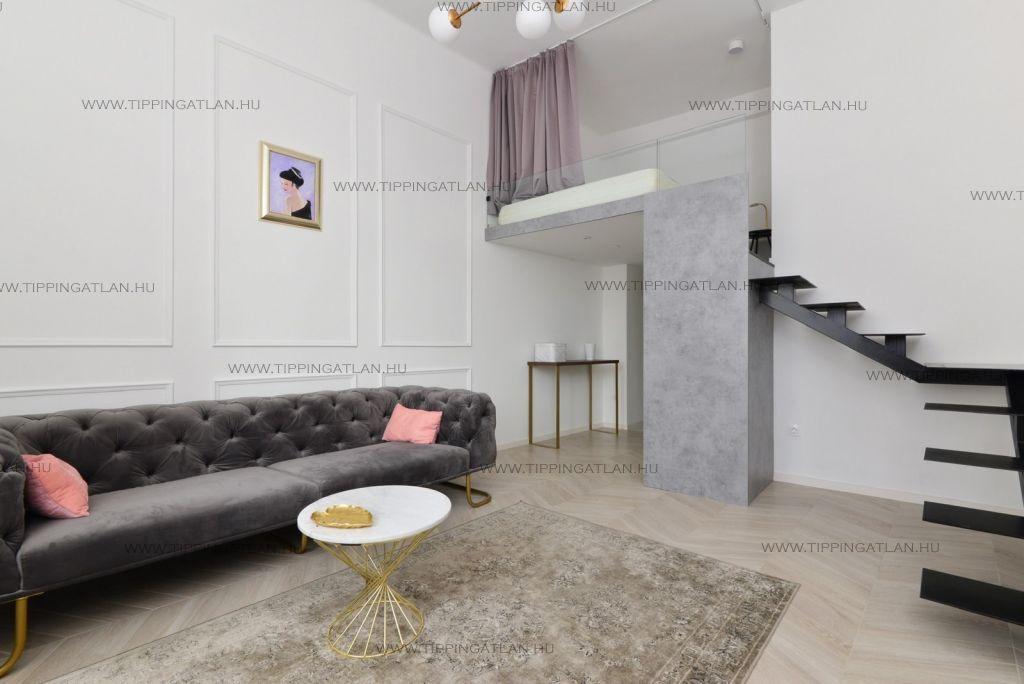 Eladó 36 m2 lakás - Budapest VI.