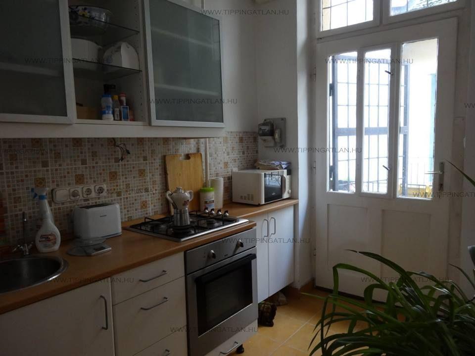 Eladó 36 m2 lakás - Budapest VII.