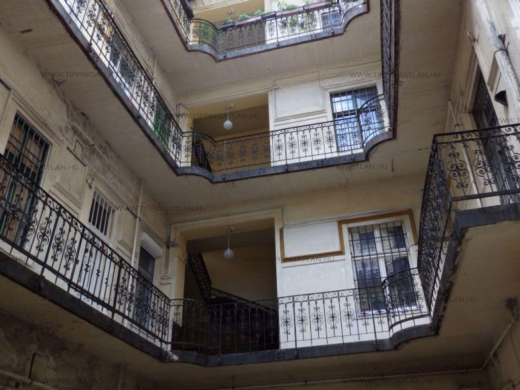 Eladó 76 m2 lakás - Budapest VII.