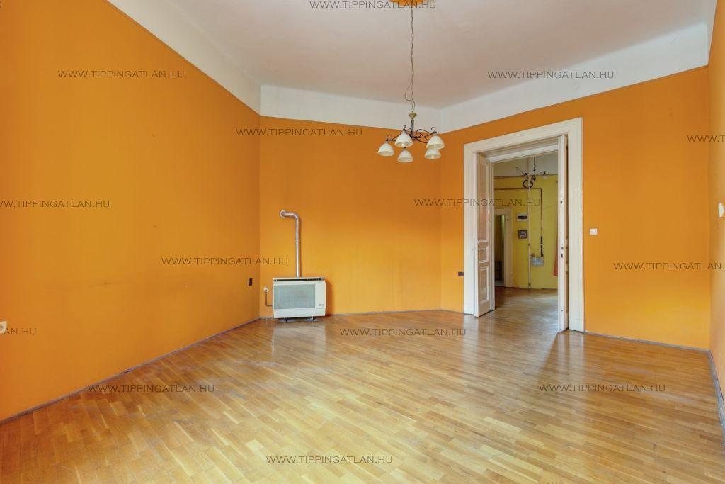 Eladó 70 m2 lakás - Budapest VII.