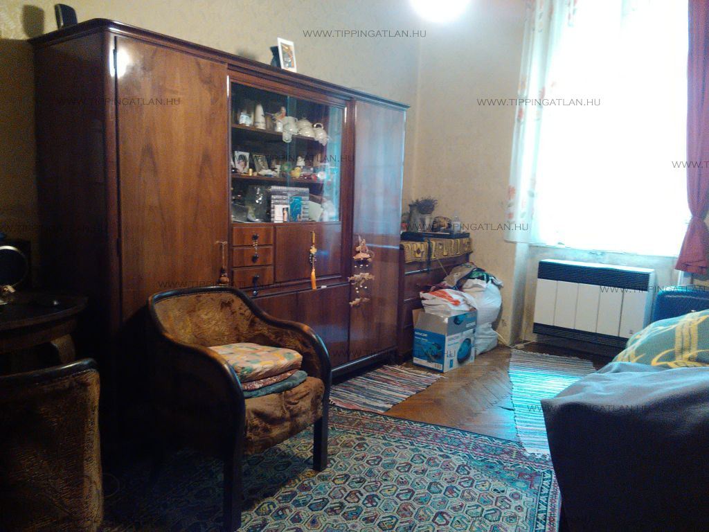 Eladó 35 m2 lakás - Budapest VII.