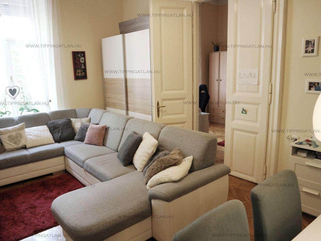 Eladó 73 m2 lakás - Budapest VII.