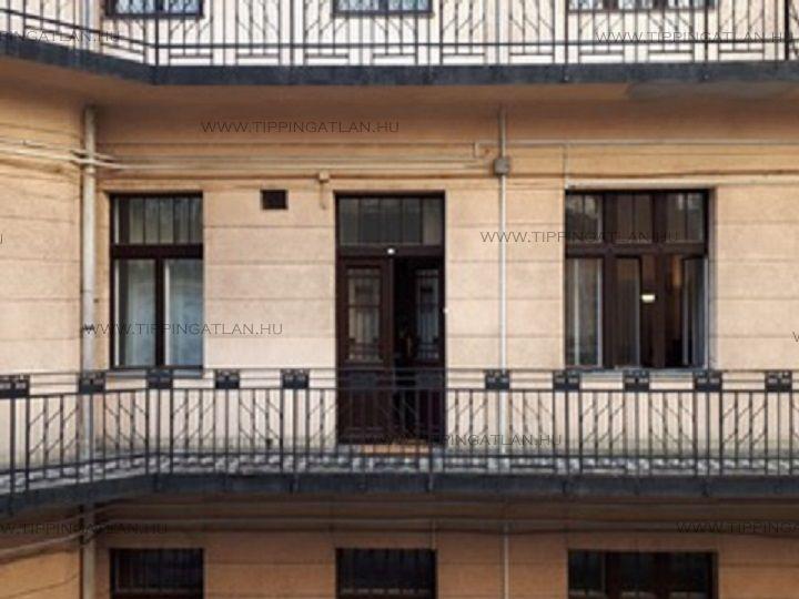 Eladó 46 m2 lakás - Budapest VII.