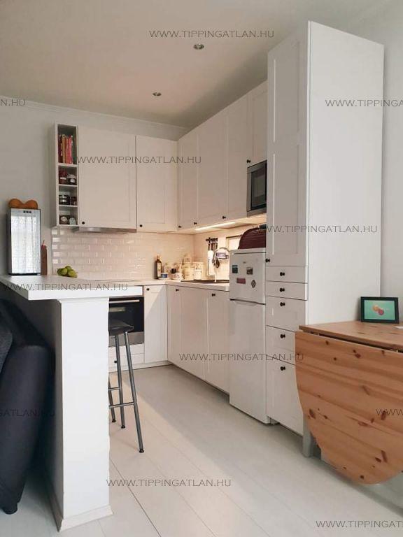 Eladó 57 m2 lakás - Budapest VII.