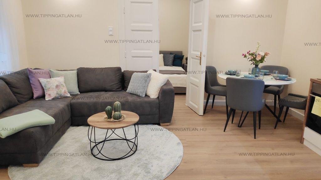 Eladó 41 m2 lakás - Budapest VII.