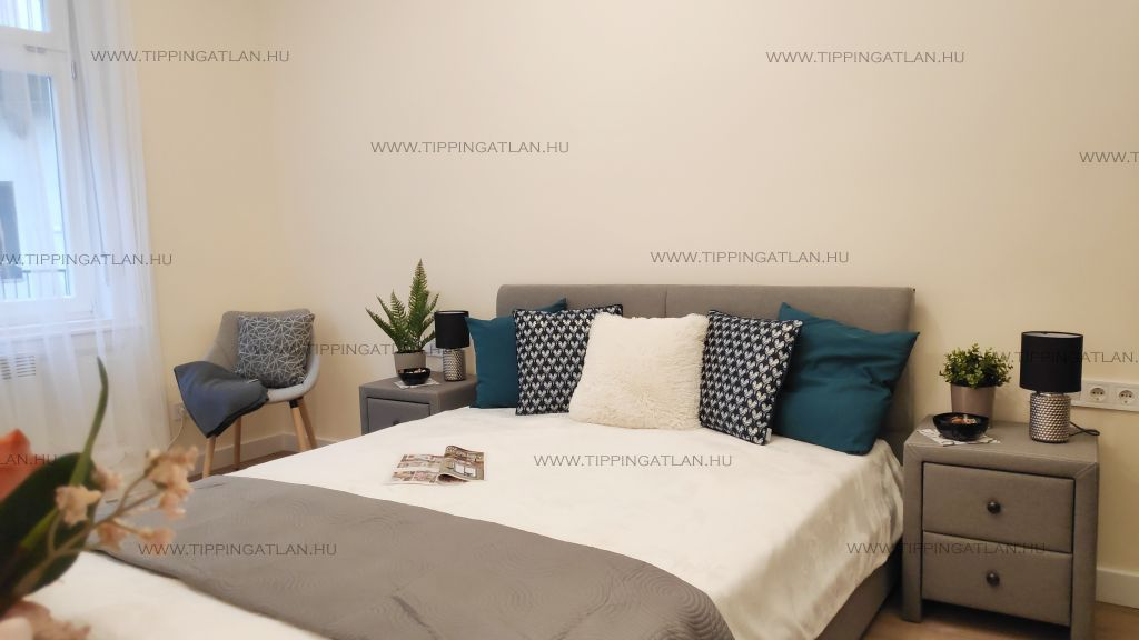 Eladó 17 m2 lakás - Budapest VII.