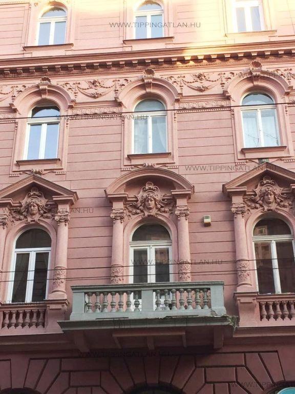 Eladó 81 m2 lakás - Budapest VII.