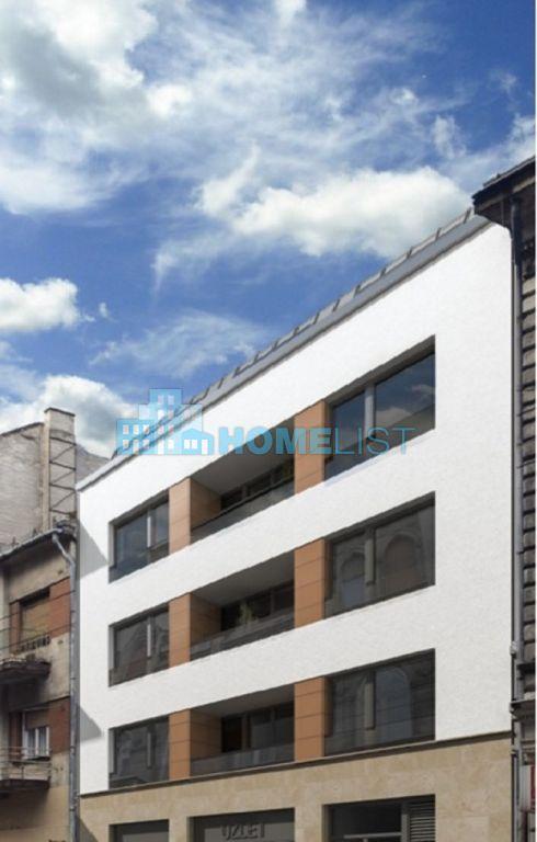 Eladó 357 m2 fejlesztési terület - Budapest VII.