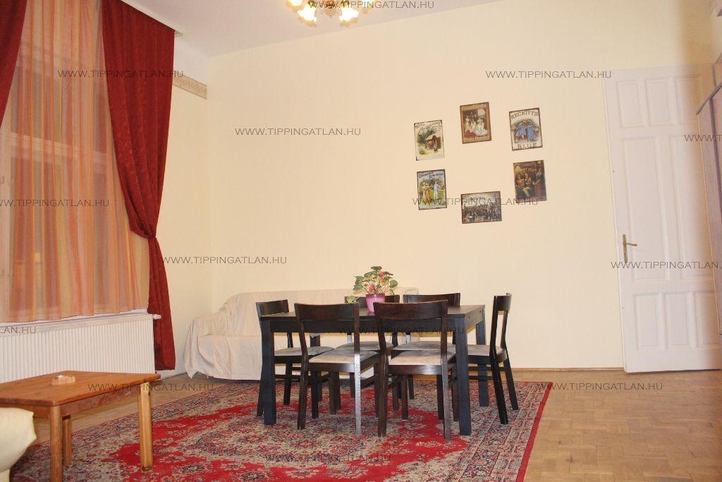 Eladó 70 m2 lakás - Budapest VIII.
