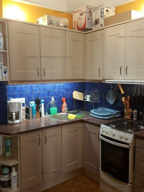Eladó 68 m2 lakás - Budapest VIII.