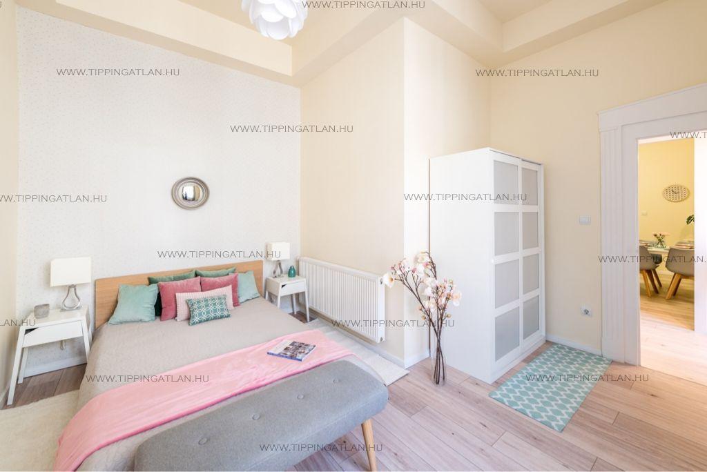 Eladó 65 m2 lakás - Budapest VIII.