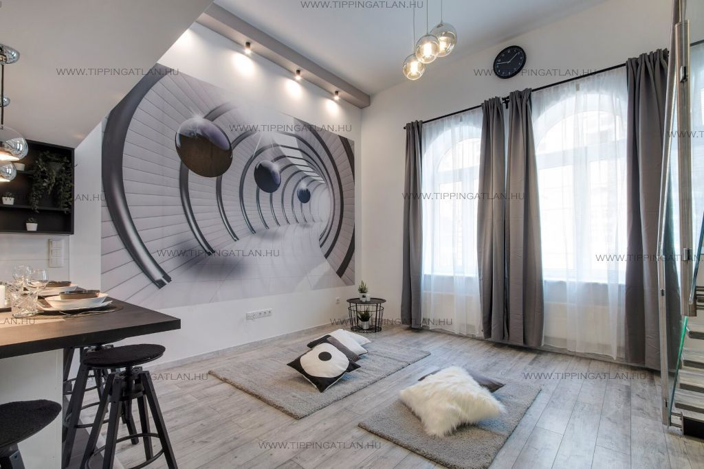 Eladó 64 m2 lakás - Budapest VIII.