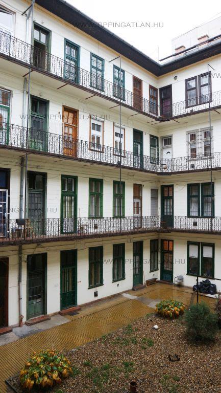 Eladó 50 m2 lakás - Budapest VIII.