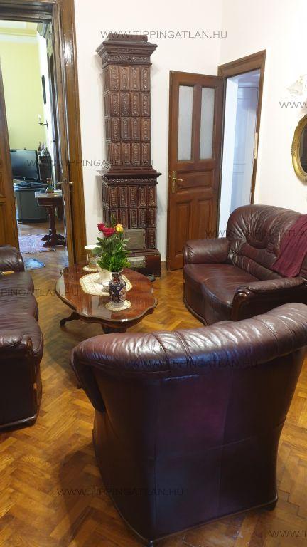 Eladó 101 m2 lakás - Budapest VIII.