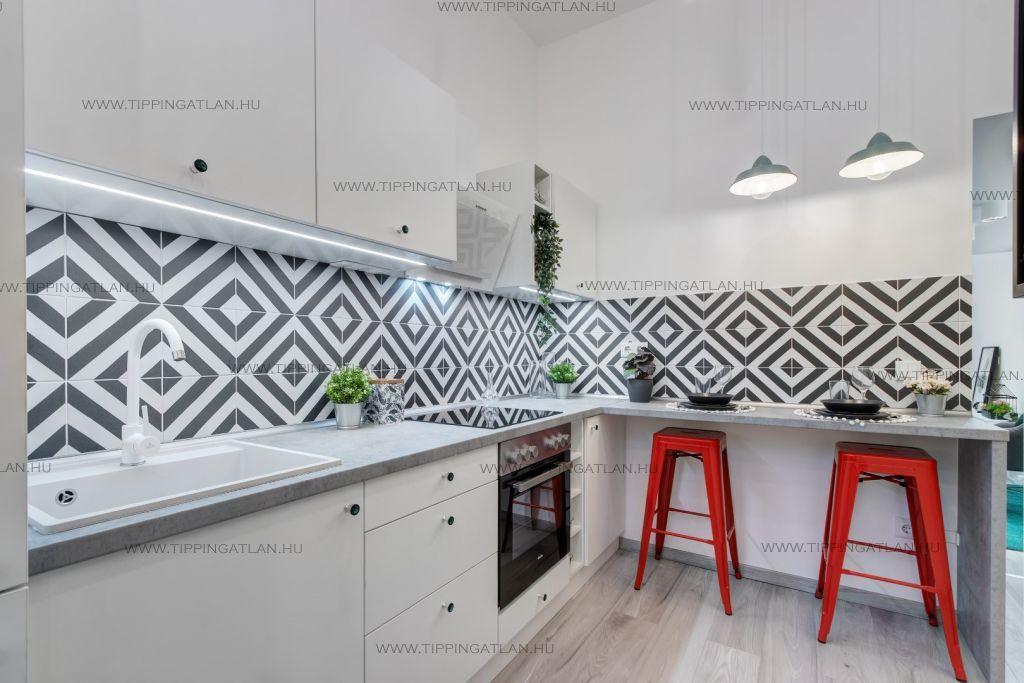 Eladó 36 m2 lakás - Budapest XI.