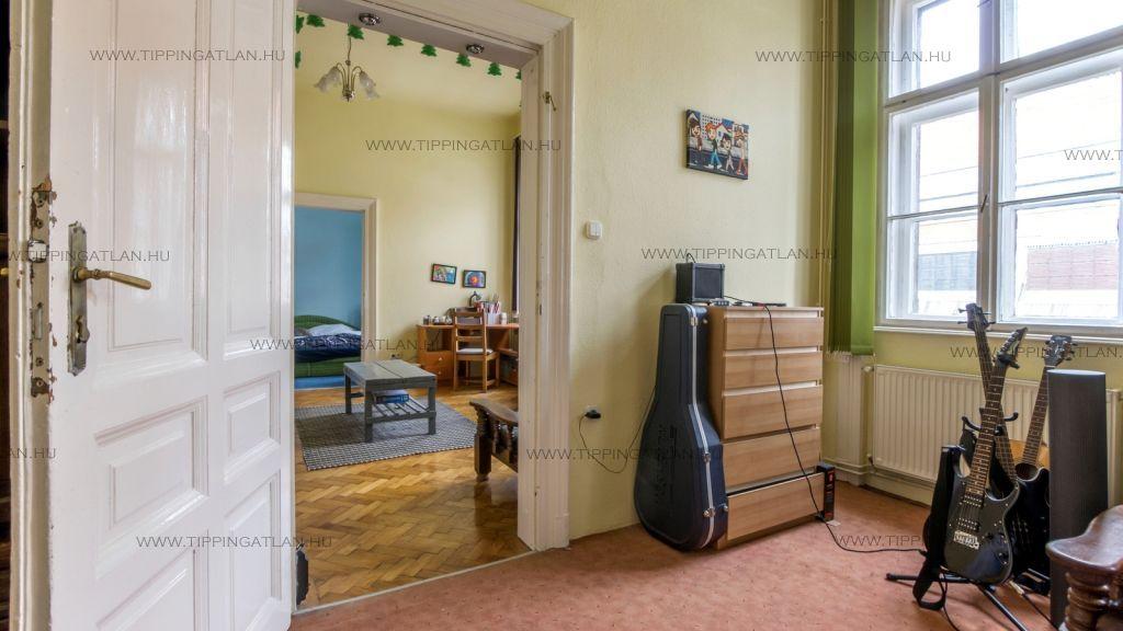 Eladó 108 m2 lakás - Budapest XIII.