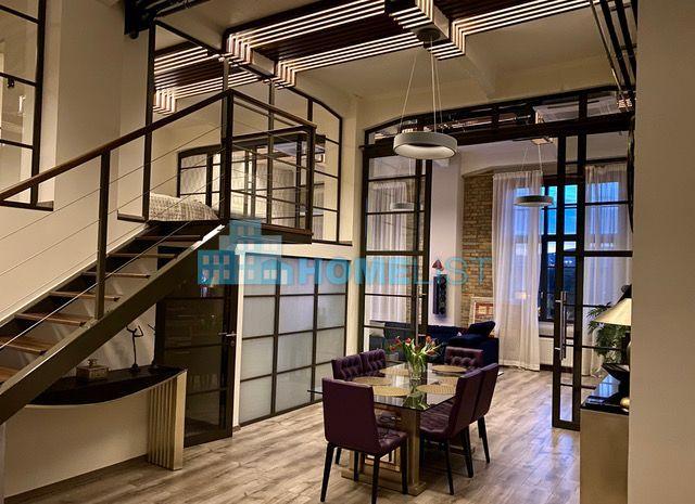 Eladó 140 m2 lakás - Budapest XIII.