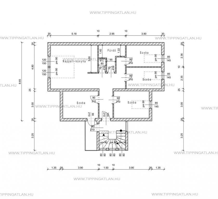 Eladó 88 m2 lakás - Budapest XVIII.