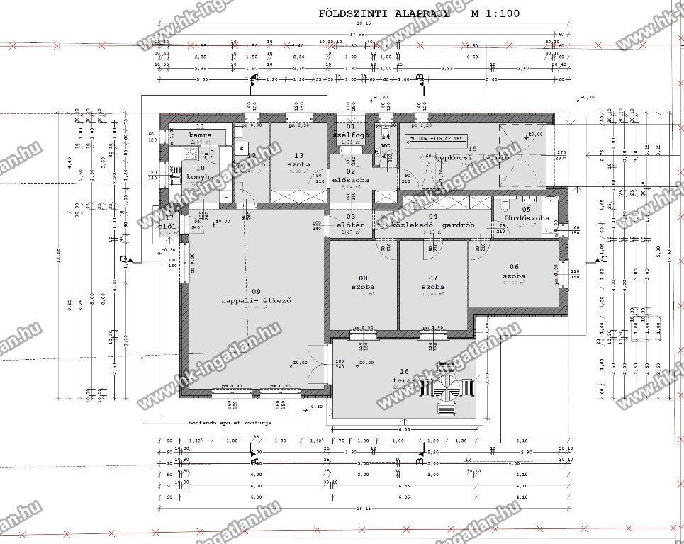 Eladó 188 m2 ház - Dunakeszi
