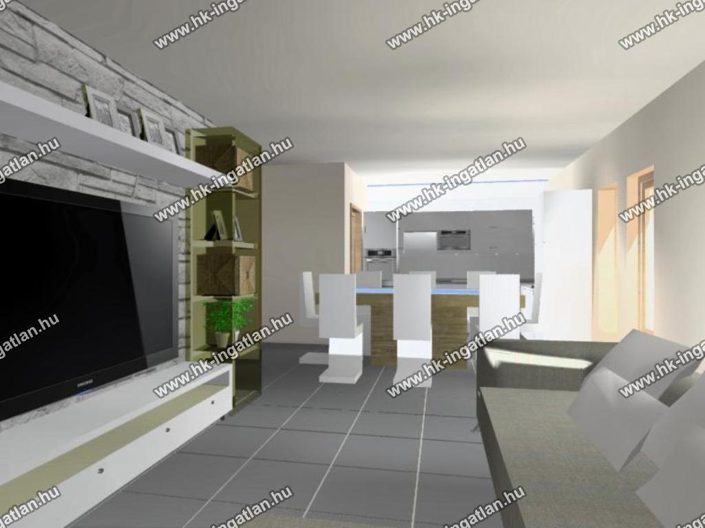 Eladó 87 m2 lakás - Fót