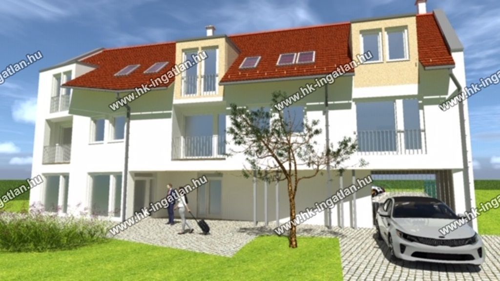 Eladó 73 m2 lakás - Fót