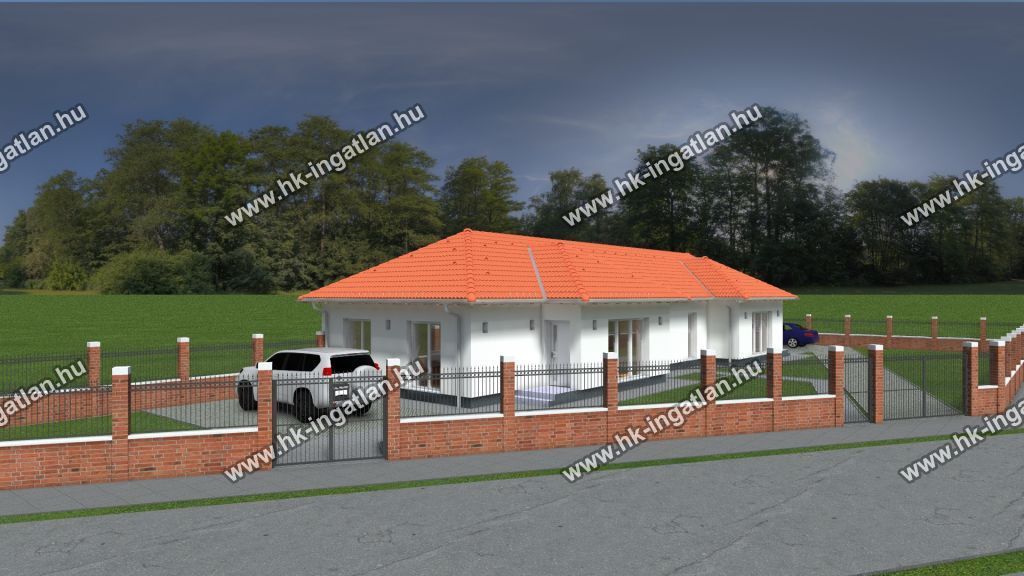 Eladó 90 m2 ház - Mogyoród