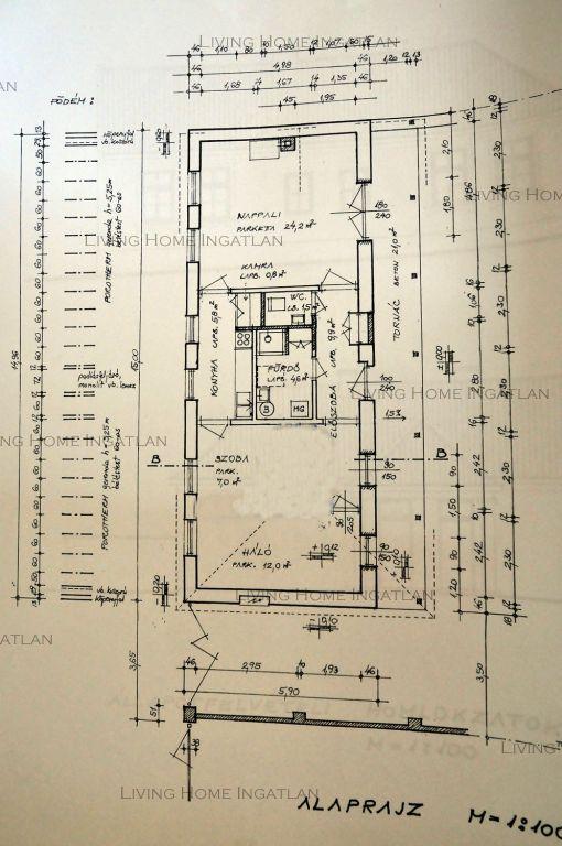 Eladó 75 m2 ház - Tata