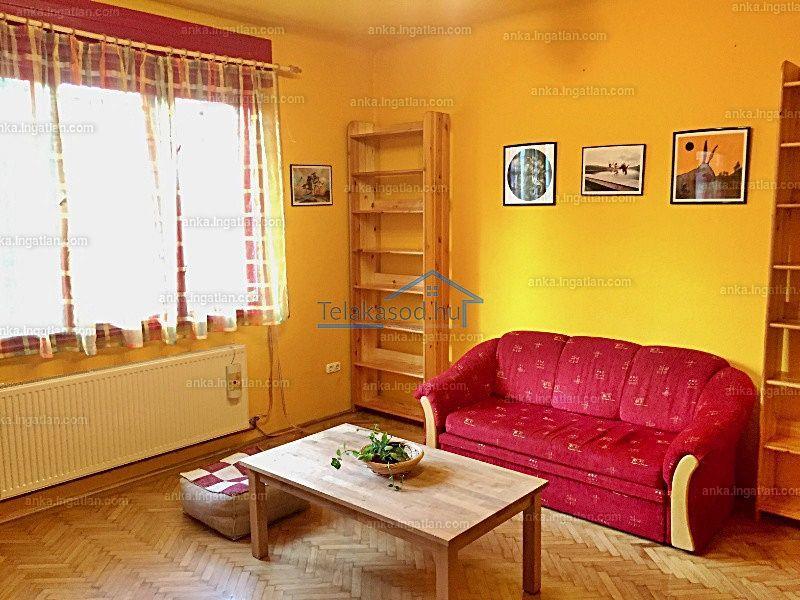 Kiadó 54 m2 lakás - Budapest IV.