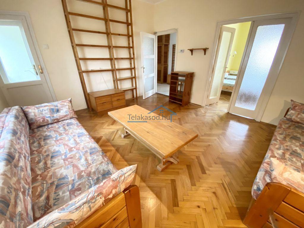 Kiadó 55 m2 lakás - Budapest XI.
