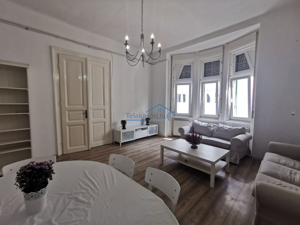Kiadó 96 m2 lakás - Budapest XII.
