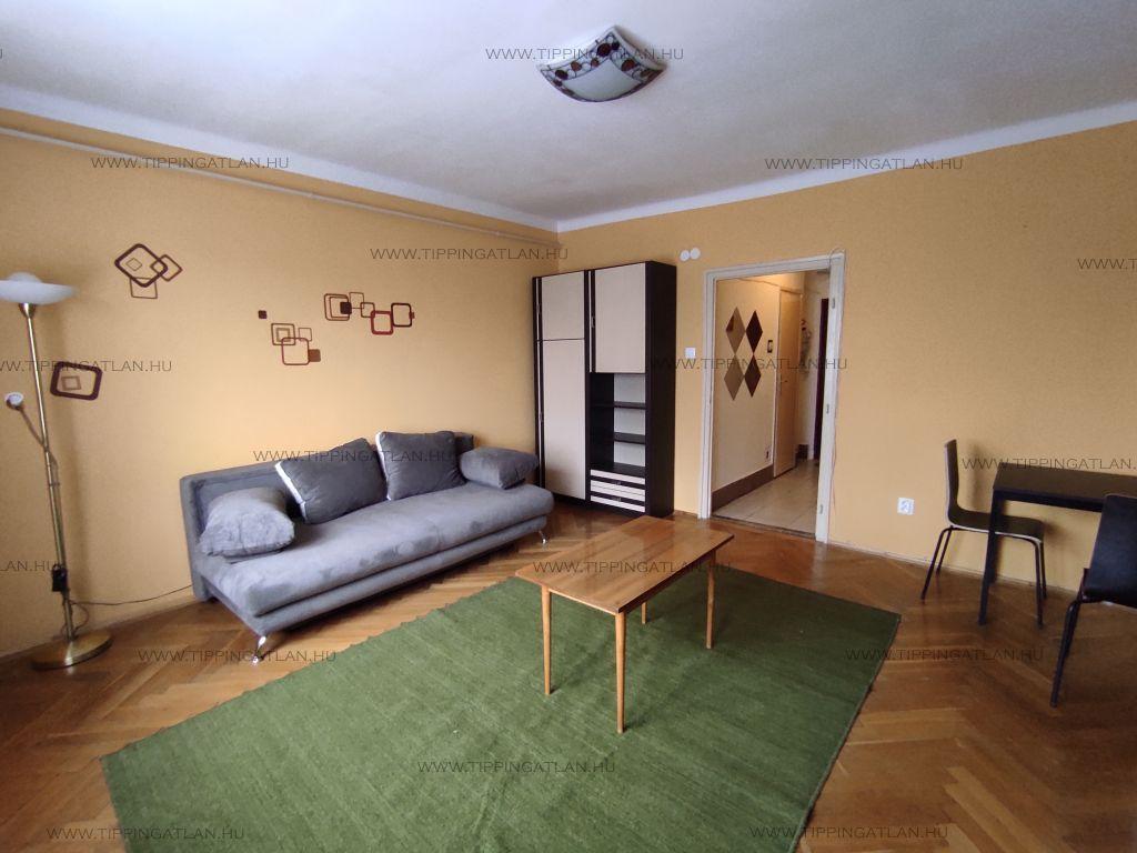 Kiadó 33 m2 lakás - Budapest XIV.