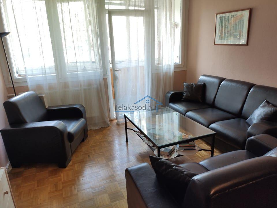 Kiadó 45 m2 lakás - Budapest XIV.
